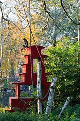Gibbon pagoda.