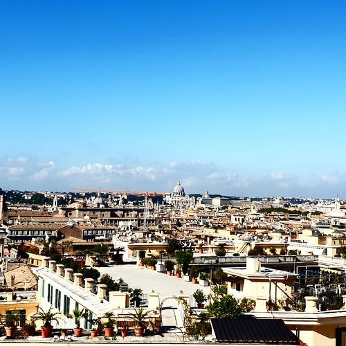 Roma: centro storico