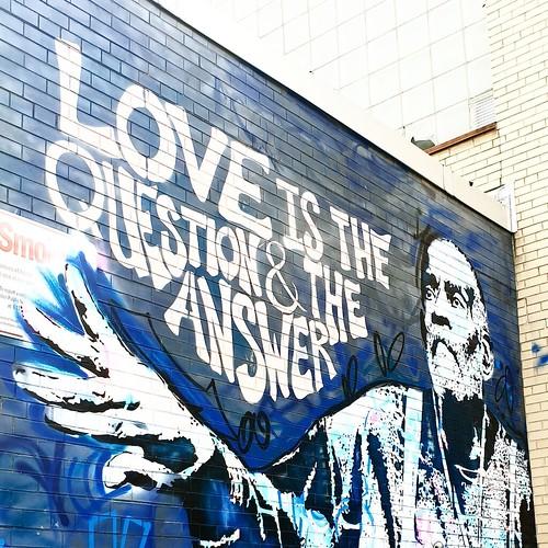 Street art a Boston