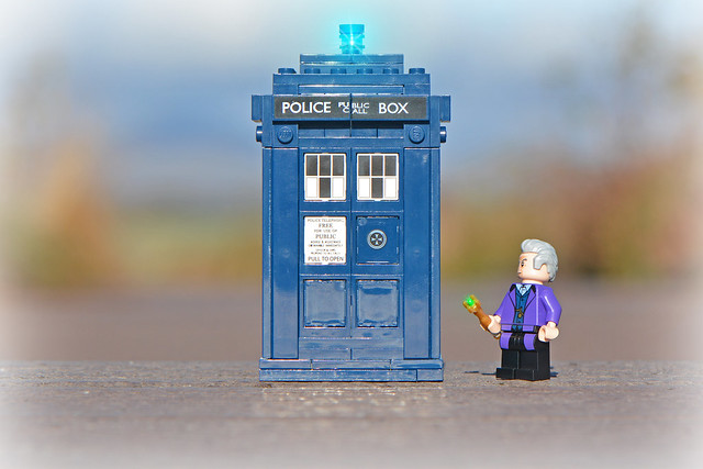 LEGO Doctor Who and the TARDIS