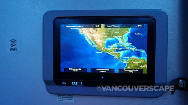 Aeromexico Clase Premier service-14