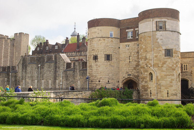 Tower of London,  leggende di Londra