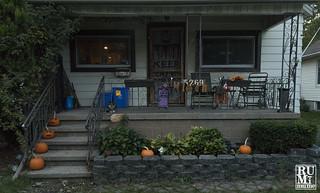 Halloween in Niagara