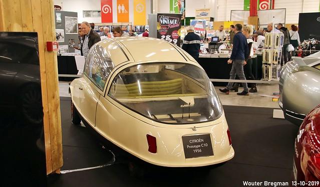 Citroën Prototype C10 1956