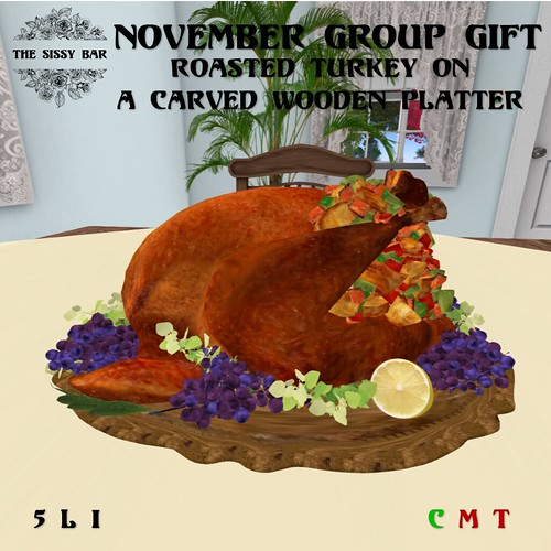 (TSB) November Group Gift Ad