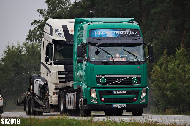 Volvo FH III Globetrotter XL (Wildrez Trzebieszów, PL)