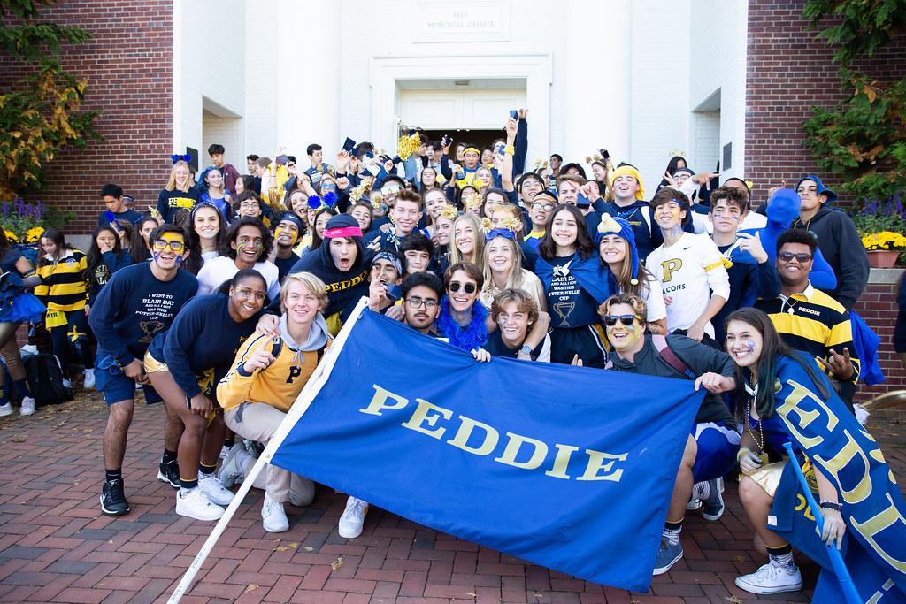 Peddie-Blair Week 2019: Blue and Gold Chapel