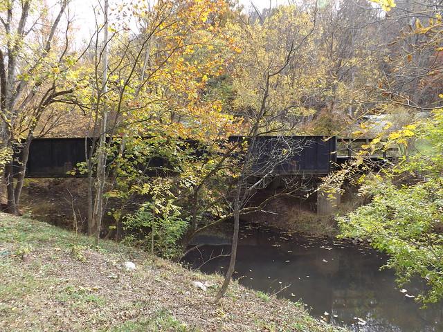 B&O Lost Creek Bridge 1of3