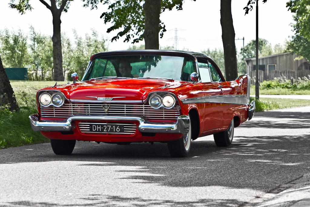 Plymouth Fury Sport Coupé 1958* (2348)