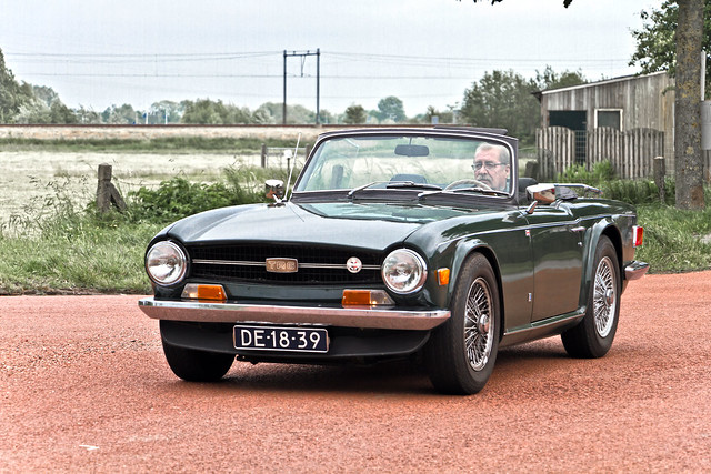 Triumph TR6 1970 (3747)