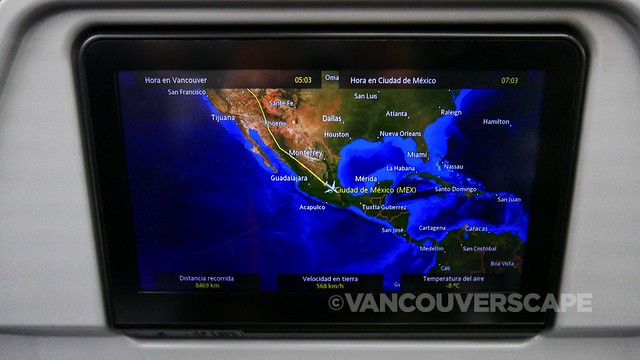 Aeromexico Clase Premier service-8