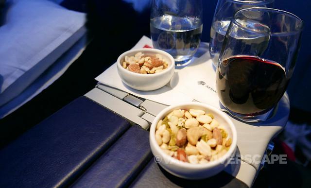 Aeromexico Clase Premier service-17