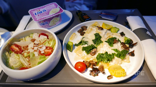 Aeromexico Clase Premier service-18