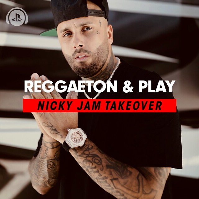 Nicky Jam - Reggaeton and Play