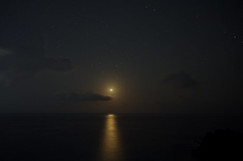afrique ciel comores nuit océanindien étoile lune grandecomore