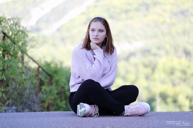 Laureen (4) - Curbans - Octobre 2019