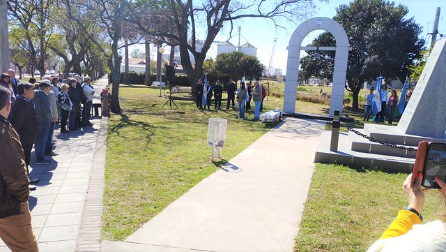 Argentina-2019-09-21-UN International Day of Peace Commemorated in Argentina by Tree Planting