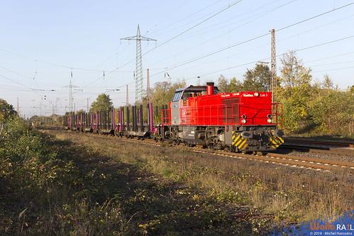 275 814 (Lok 3) . RF . 69148 . Lintorf . 31.10.19.
