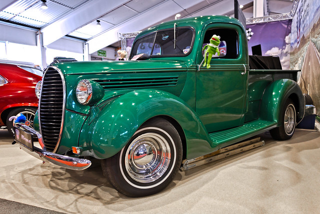 Ford PickUp Truck 1939 (1288)