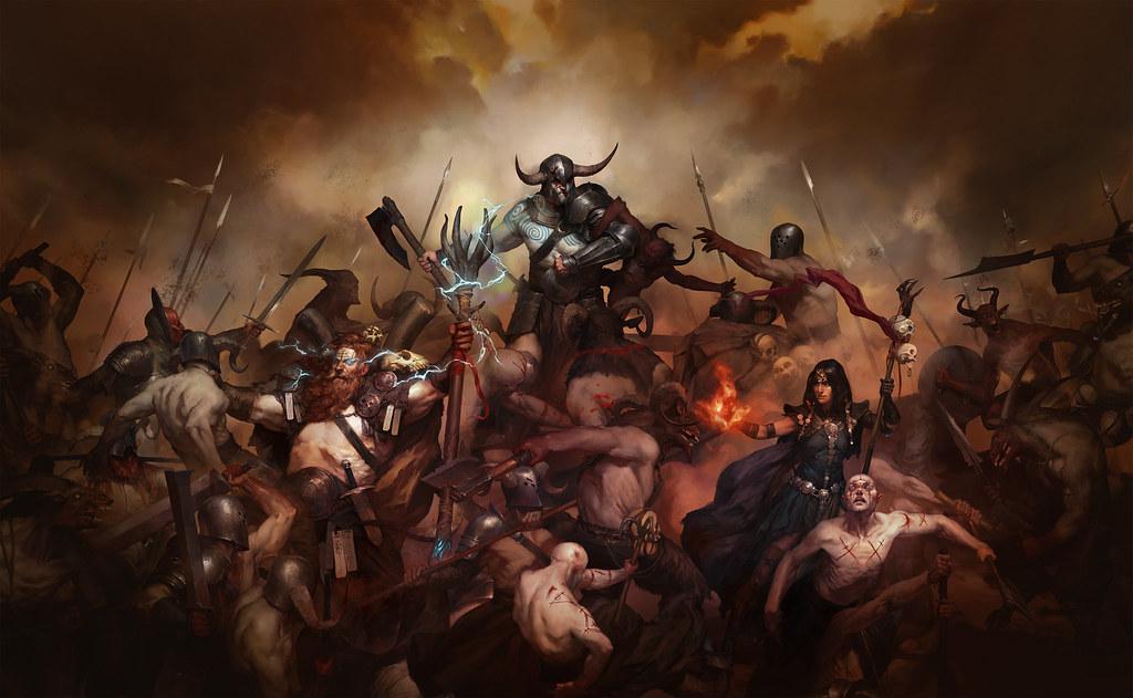 Diablo IV Concept Art