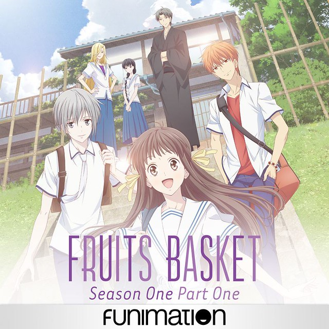 Fruits Basket (Uncut) Season 1