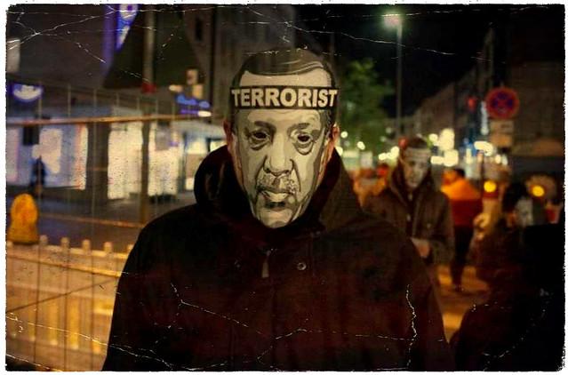 terrorist, dictator , fascist , invader , murderer