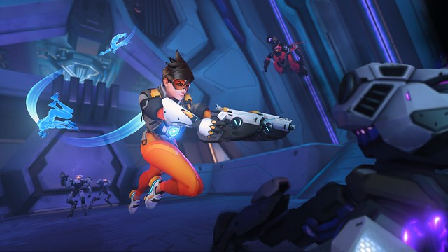 OW2_Blizzcon_2019_Screenshot_Rio_Tracer_3P_Gameplay_01