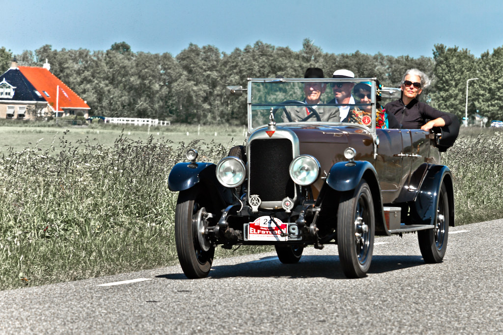 Alvis 12/50 Tourer 1924 (5766)