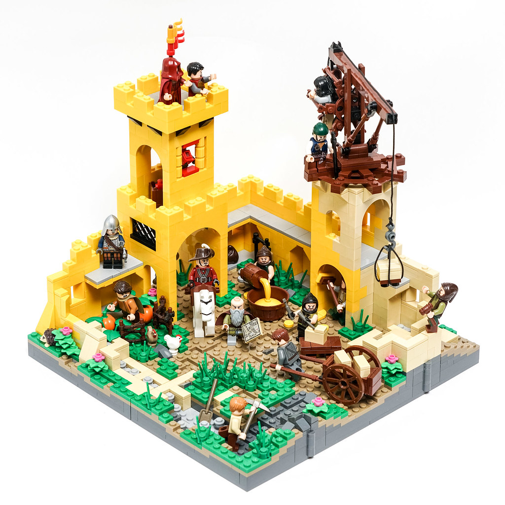 Yellow Castle Construction