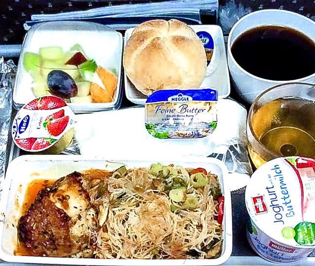 Singapore Airlines LR