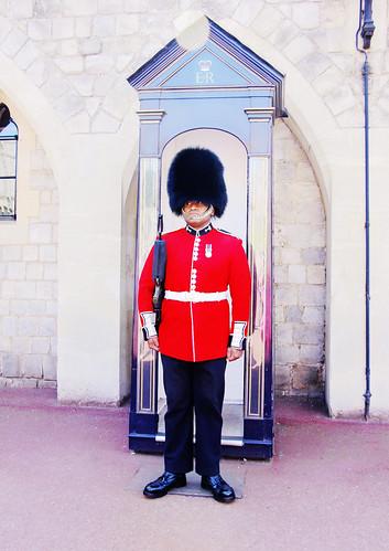 溫莎城堡衛兵