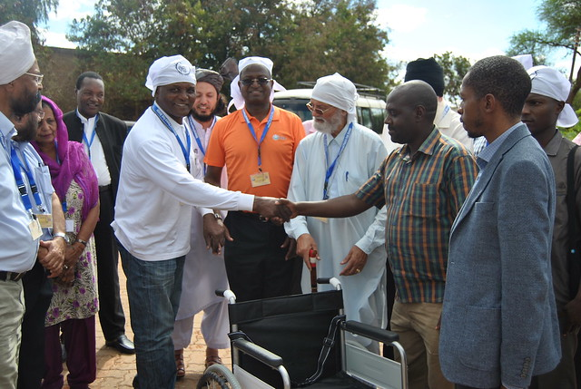 Kenya-2019-10-05-UPF-Kenya Sponsors an Interfaith Peace Road