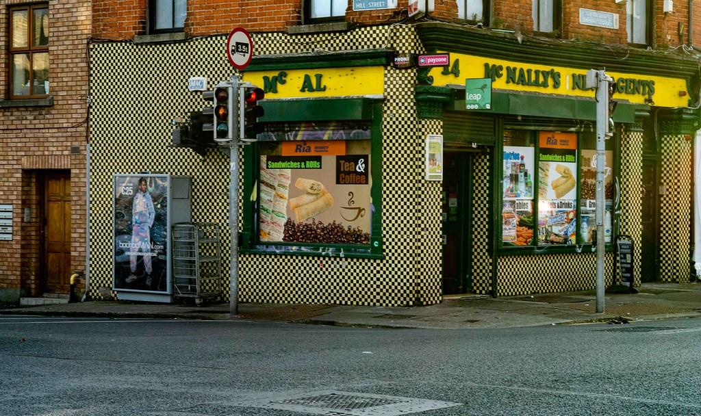 McNALLY'S NEWSAGENTS [DENMARK STREET DUBLIN]-157902