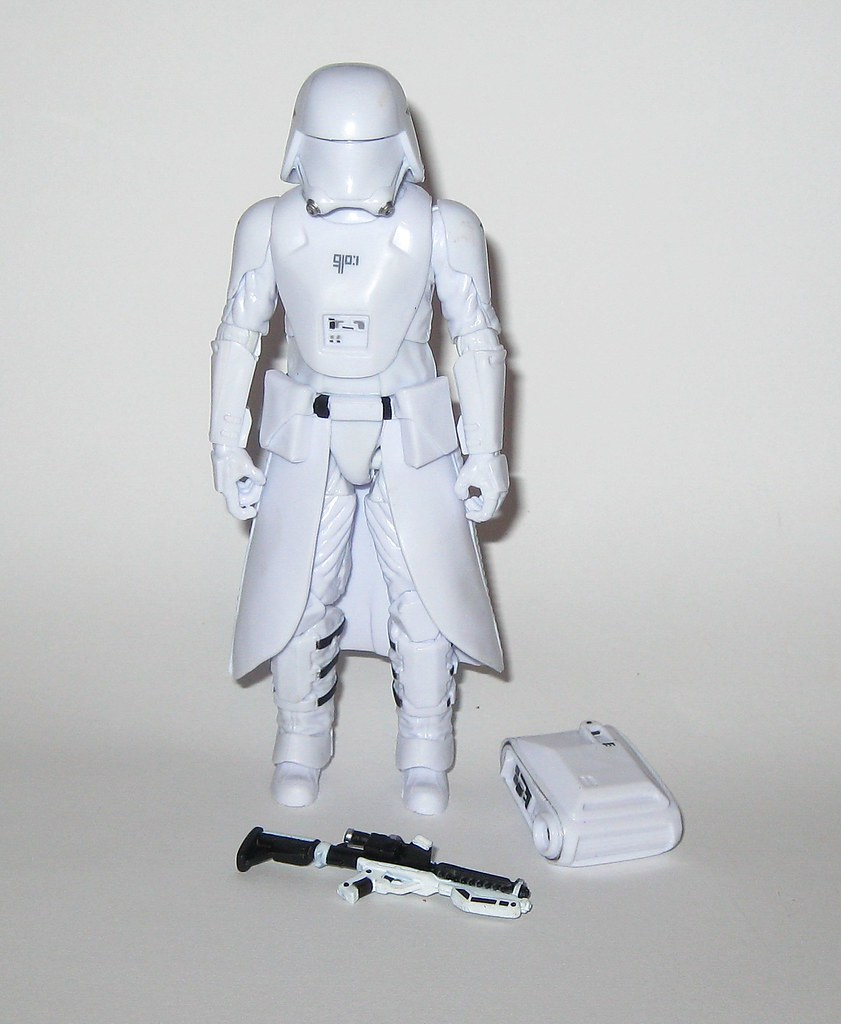 "Star Wars The Black Series First Order Snowtrooper  6/"" Figure Hasbro New 12"