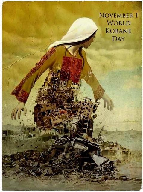 Solidarity with Rojava Kurdistan