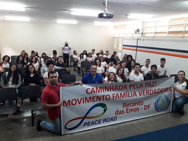 Brazil-2019-10-26-Peace Road Comes to Brazil