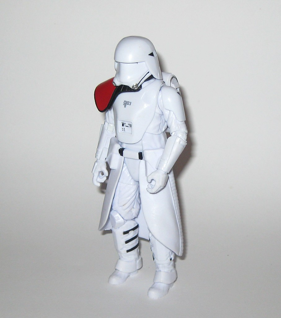 Hasbro Star Wars The Black Series 6-Inch First Order Snowtrooper Officer Action Figure