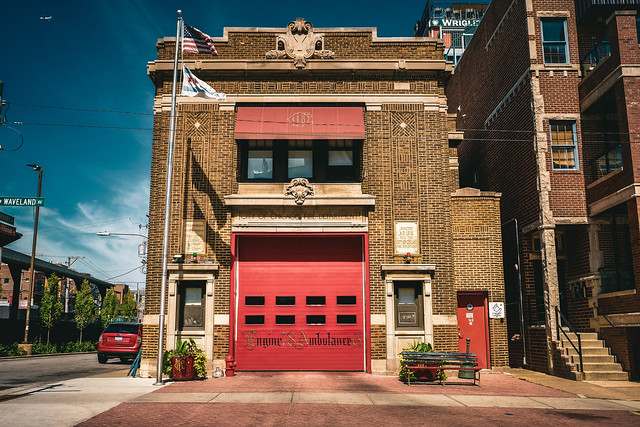 Chicago Fire Engine Co. 78
