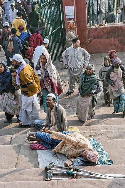 INDIA9281-Begging