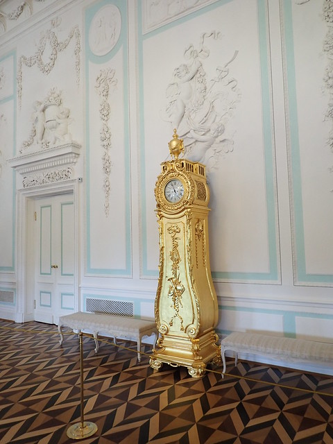 Peterhof: White Banquet Hall