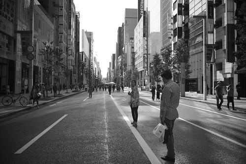 Pedestrian heaven