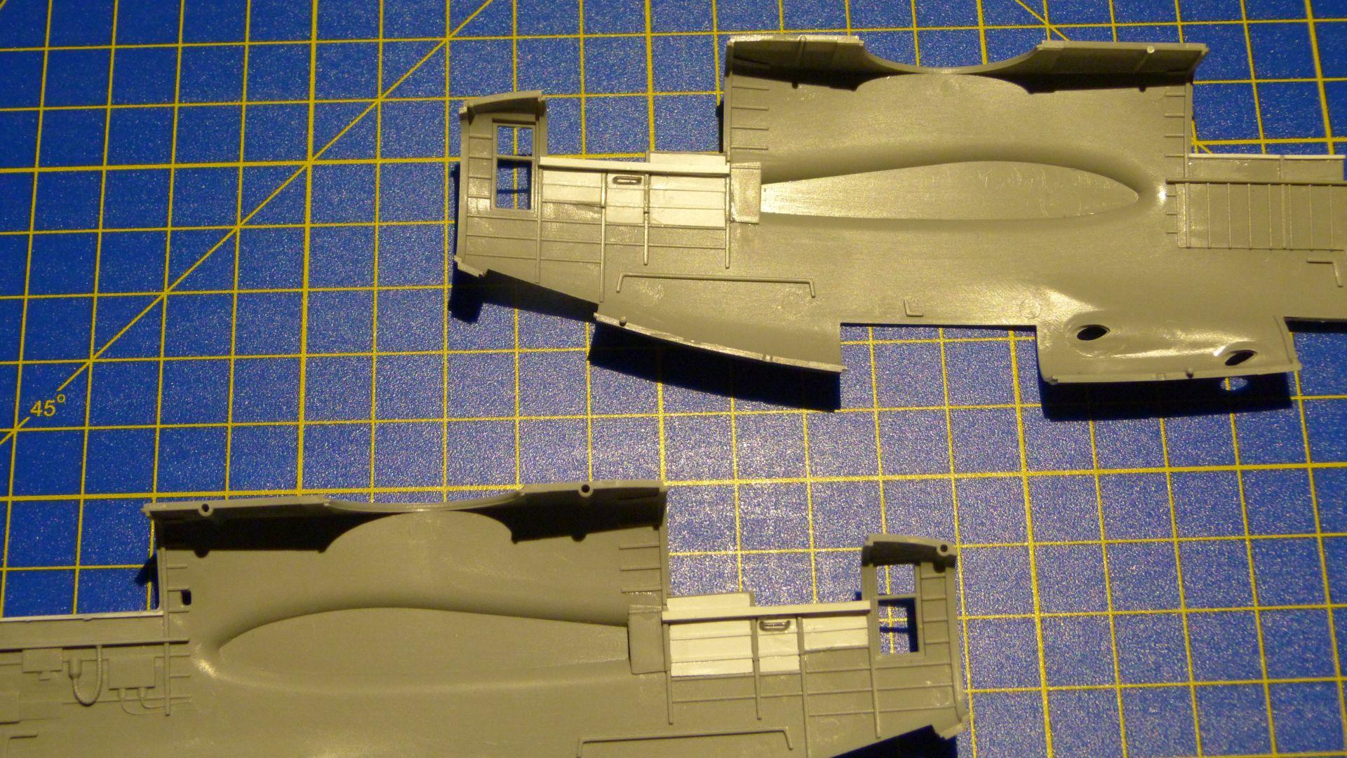 GWH P-61A-5 1/48. Let's paint it black! - Sida 3 48999178993_22813de5b5_o