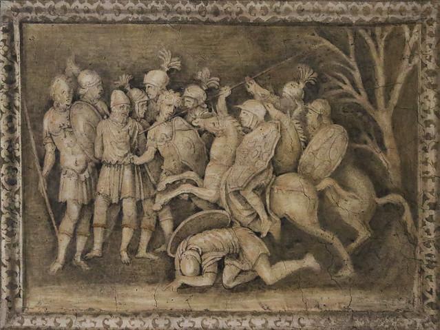 Stanza della Segnatura  - Stanze di Raffaello - Musei Vaticani