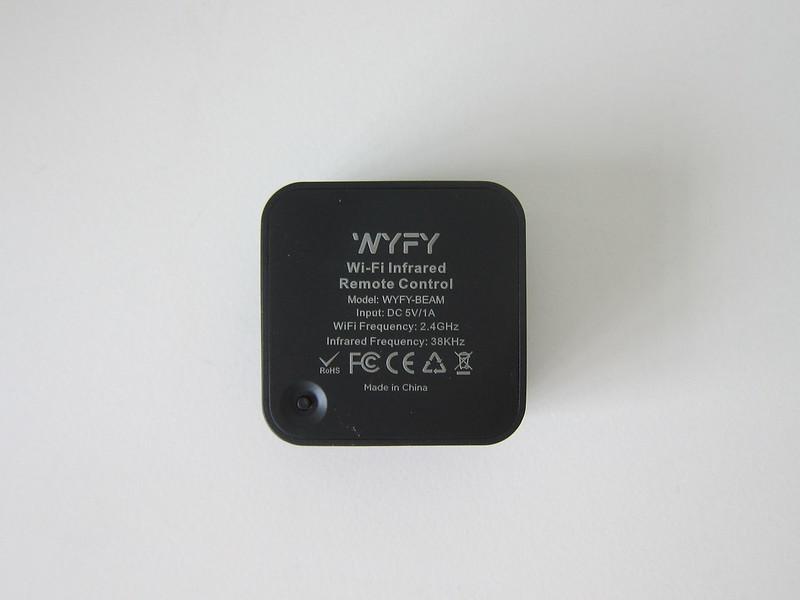 WYFY Beam - Bottom