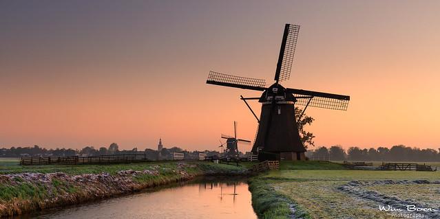 Early Mornings in Streefkerk