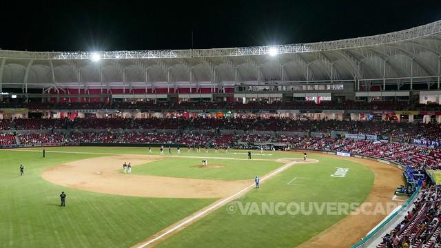 Venados baseball game