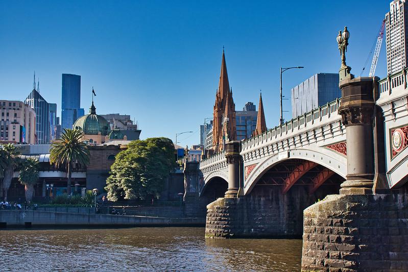 Melbourne in Spring (2019)