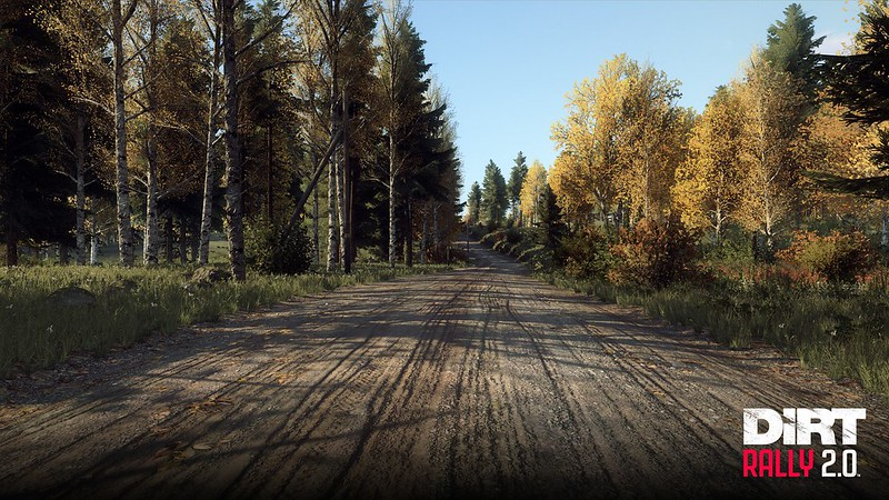 Dirt Rally 2 Location Finland