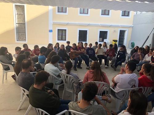 V Encuentro de Laicos y Convivencia de Jóvenes Interparroquial - 06