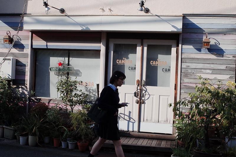 39浅草鐘ヶ淵詣で京成関屋駅前商店街